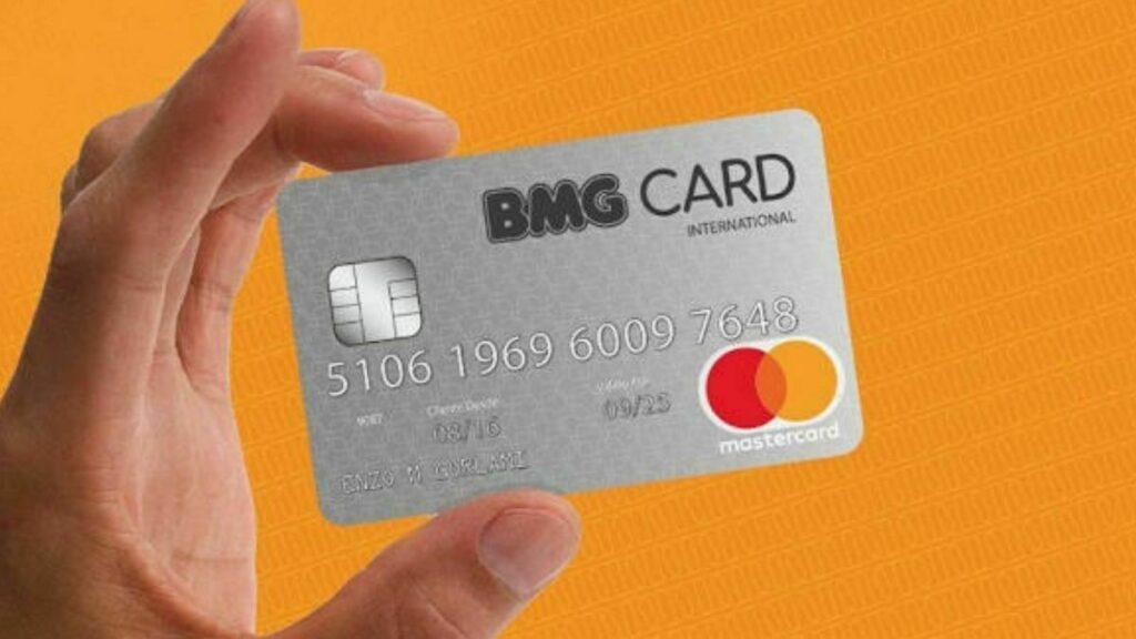 cartão bmg card para consignado