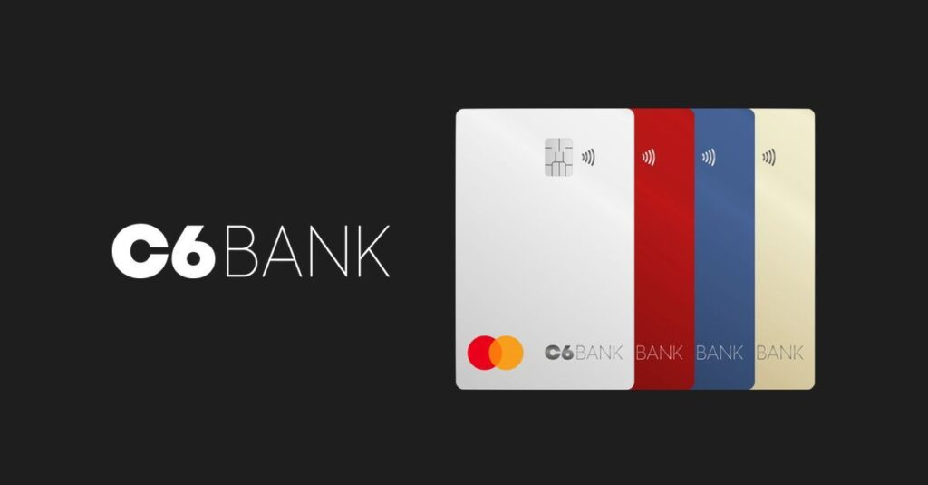 Cartão de Crédito C6 Bank Mastercard