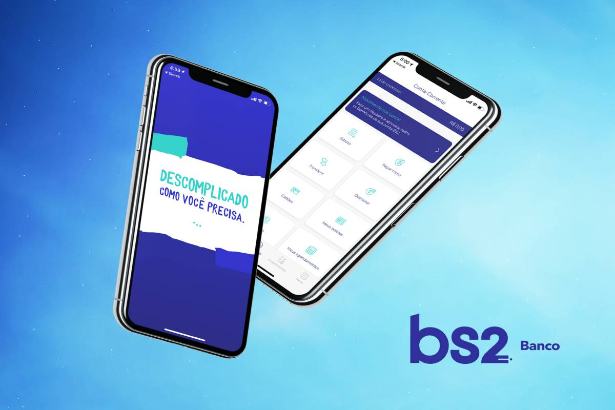 Conta Digital BS2
