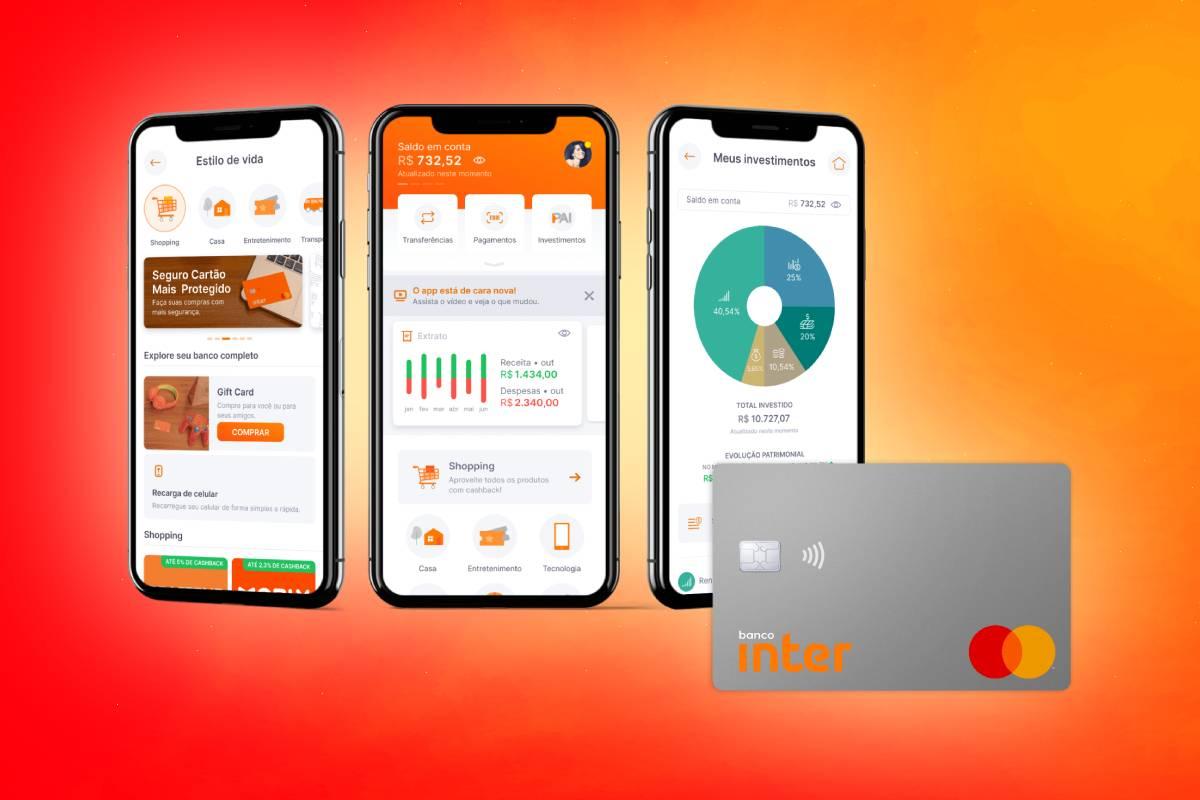 Conta Digital Banco Inter