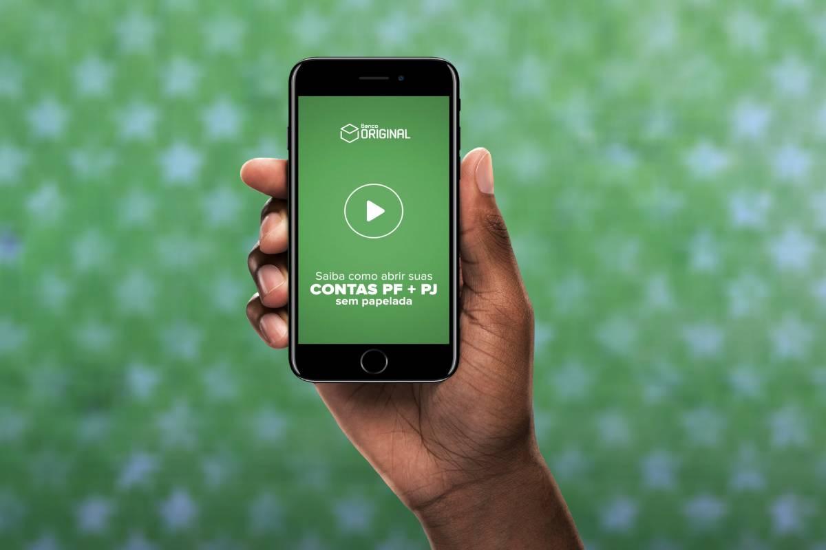 Conta Digital Banco Original