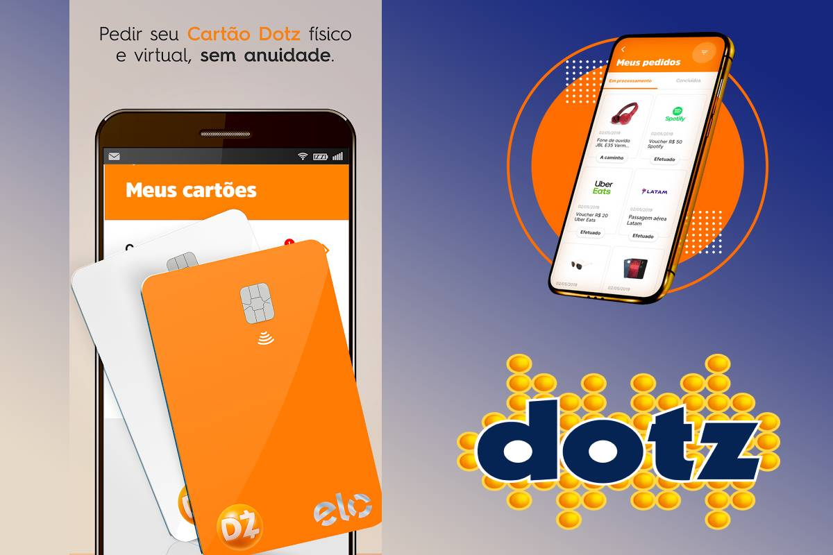Conta Digital Dotz