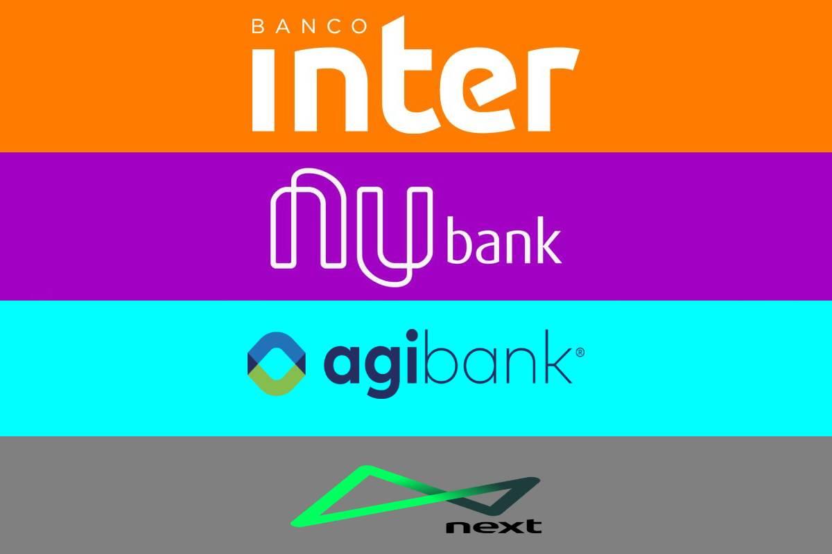 melhores bancos digitais