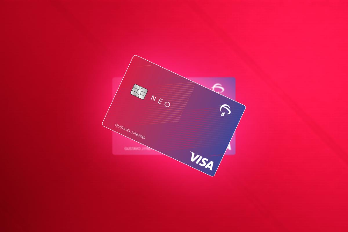 cartão de crédito Bradesco Neo Visa Internacional