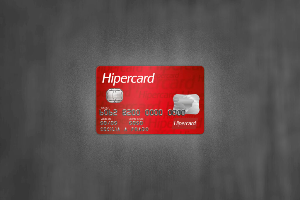cartão de crédito Hipercard Nacional Clássico