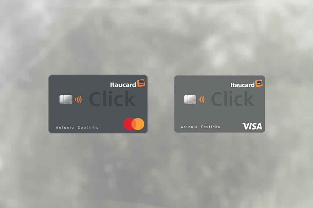 cartão de crédito Itaucard Click Platinum