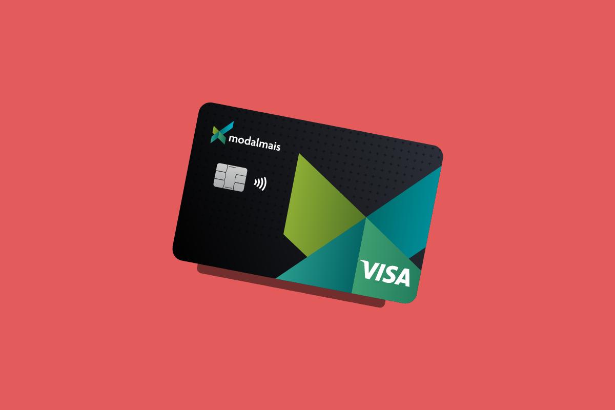 cartão de crédito Modal Mais Visa Internacional Classic