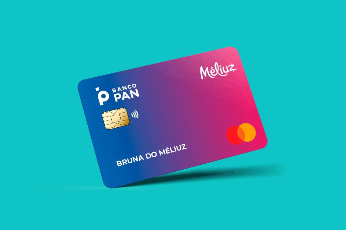 cartão de crédito PAN Méliuz