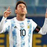 Argentina goleia Bolívia, garante o 1º lugar e vai encarar o Equador nas quartas de final