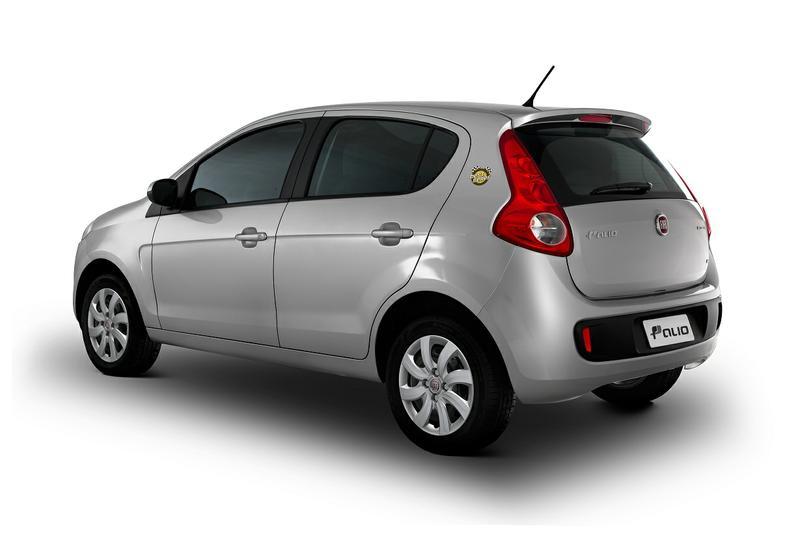 Fotos do Fiat Palio 2022