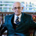 Jornalista Walter Galvani morreu hoje aos 87 anos de idade