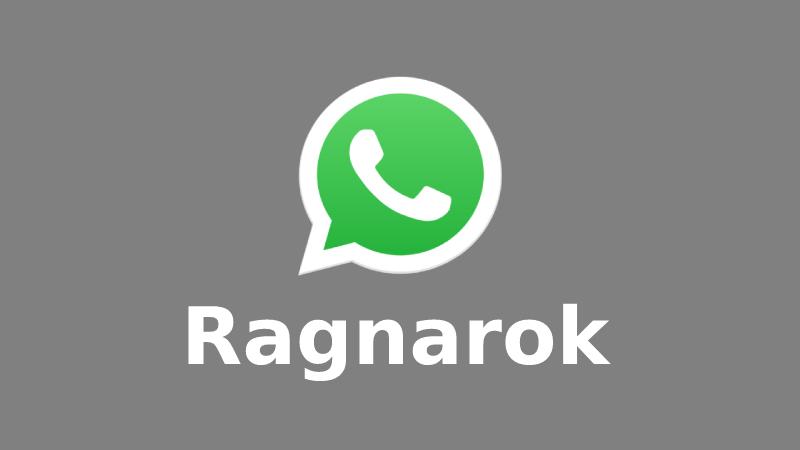 Trava Zap Ragnarok